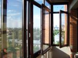Новое металлопластиковое окно
